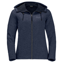 Jack Wolfskin Womens Sky Thermic Hooded Jacket