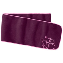 Jack Wolfskin Youth Baksmalla Fleece Scarf - Dark Orchid