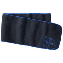 Jack Wolfskin Youth Baksmalla Fleece Scarf - Midnight Blue
