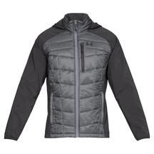 Under Armour Mens Hybrid TP Hood Fleece Jacket - Graphite...