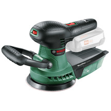 Bosch Cordless 18V Sander Advanced Orbit