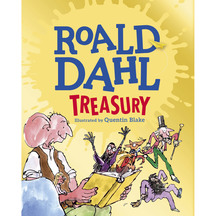 The Roald Dahl Treasury - Roald Dahl