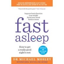 Fast Asleep - Michael Mosley