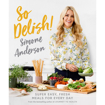 So Delish - Simone Anderson