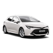 Toyota Corolla (or similar) Rental - Intermediate