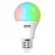 Lenovo Smart Color Bulb with Edison Screw Base