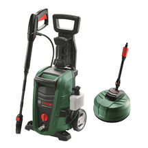 Bosch AQT 135 WaterBlaster with Bonus AquaSurf Patio Cleaner
