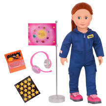 """Our Generation 18"""" Professional Astronaut Doll"""
