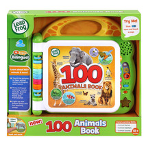 Leapfrog Learning Friends 100 Words Animal Book (English/...