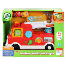 Leapfrog Blocks Learning – Firetruck