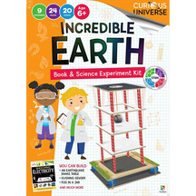 Curious Universe Kids: Incredible World Kit