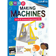Curious Universe Kids: Making Machines Kit