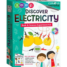 Curious Universe Kids: Understanding Electricity Kit