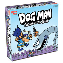 UG Dog Man - Attack of the Fleas Game