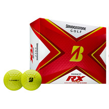 Bridgestone Tour BRX Golf Ball Dozen Yellow