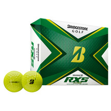 Bridgestone Tour BRXS Golf Ball Dozen Yellow