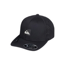 Quiksilver Adapted Flex Fit Cap Black