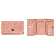 Roxy Crazy Diamond Wallet Ash Rose
