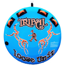 "Loose Unit Tribal 60"" Inflatable Tube Fully Covered"