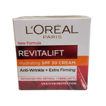 L'oreal Revitalift Hydrating SPF30 Cream 50ml