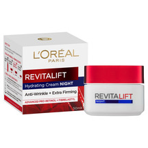 L'oreal Revitalift Hydrating SPF30 Night Cream 50ml