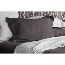 European Vida Pure Linen Lodge Pillowslip