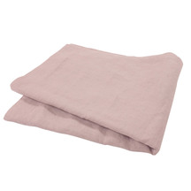 European Vida Pure Linen Euro Single Pillowcase