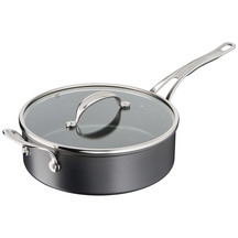 Jamie Oliver by Tefal Cooks Classic Hard Anodised 26cm Sa...