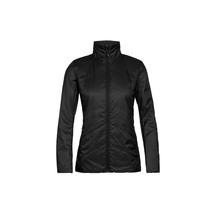 Icebreaker Womens Helix Jacket Black