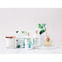 Linden Leaves Green Verbena Collection - Candle, Diffuser...