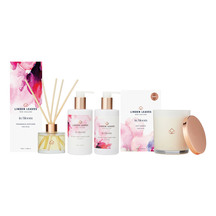 Linden Leaves Pink Petal Collection - Candle, Diffuser, H...