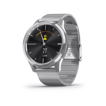 GARMIN vivomove Luxe - Milanese Band