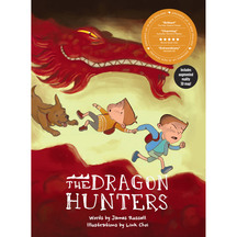 Dragon Brothers #01: The Dragon Hunters - James Russell