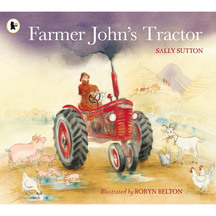 Farmer Johns Tractor - Sally Sutton