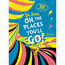 Oh the Places You'll Go: Deluxe Gift Edition - Dr Seuss