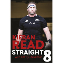 Kieran Read: Straight 8 - Scott Stevenson