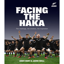 Facing the Haka - Andy Burt & Jamie Wall