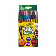 Crayola SillyScents Twistable Crayons Pack of 24