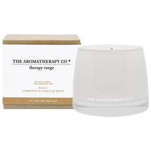Therapy Balance Candle Cinnamon & Vanilla Bean 260g