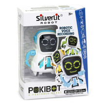 Silverlit Pokibot Square Portable Robot Assorted