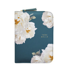 Noted Blossom A5 Spiralbound Notebook in Zip Cover