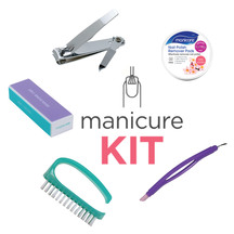 AT HOME MANICURE KIT
