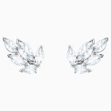 Swarovski Louison Stud Pierced Earrings